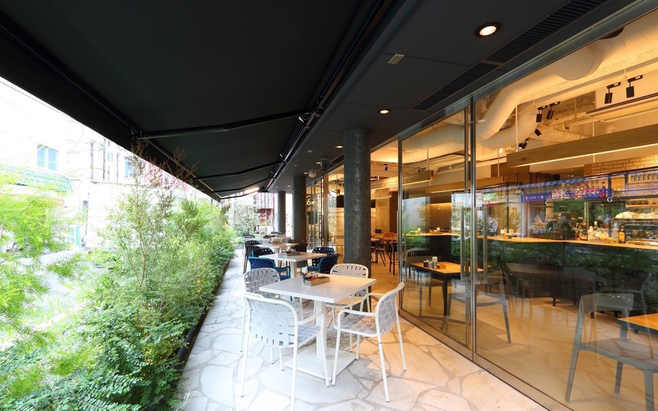 GOOD MORNING CAFÉ早稲田